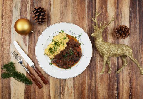 Pranzo di Natale 2014 con piatti leggeri