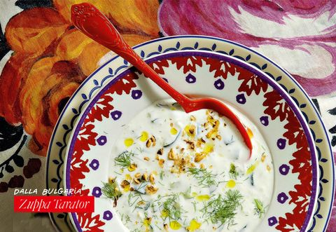 Serveware, Dishware, Cuisine, Porcelain, Food, Dish, Kitchen utensil, Ceramic, Spoon, Plate,