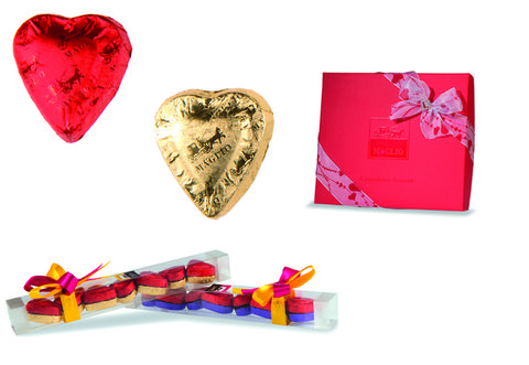 Red, Heart, Carmine, Love, Magenta, Ribbon, Valentine's day, Plastic, Paper product, Paper,