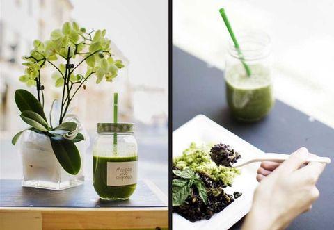Green, Leaf, Ingredient, Recipe, Herb, Flowering plant, Produce, Vase, Fines herbes, Nail,