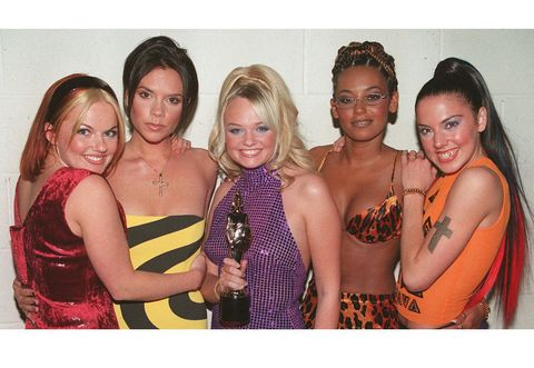 Le Spice Girls riunite per i 40 anni di David Beckham