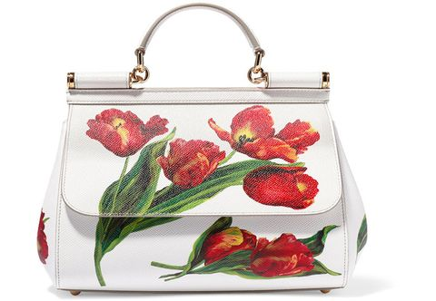 Red, Fashion accessory, Bag, Shoulder bag, Carmine, Flowering plant, Material property, Fruit, Coquelicot, Rose family,