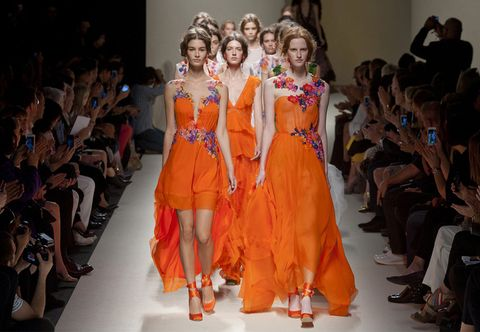 Calendario Sfilate Parigi Settembre 2020.Fashion Week Sfilate Milano Settembre 2015 Il Calendario