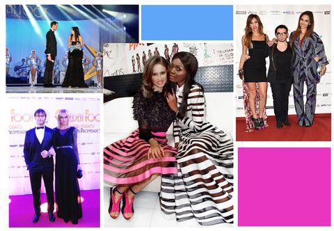 Pink, Coat, Style, Formal wear, Magenta, Purple, Pattern, Fashion, Violet, Street fashion,
