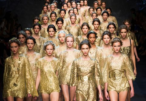 Face, Head, Human, People, Social group, Fashion, One-piece garment, Fashion design, Embellishment, Hair accessory,