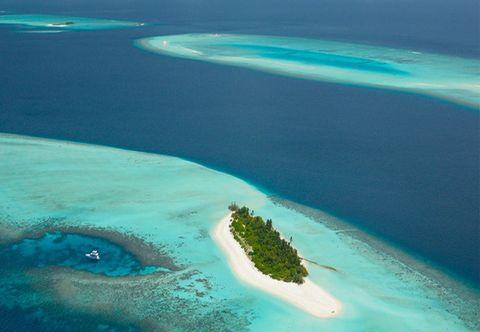 Body of water, Coastal and oceanic landforms, Coast, Water resources, Aqua, Turquoise, Teal, Island, Ocean, Sea,