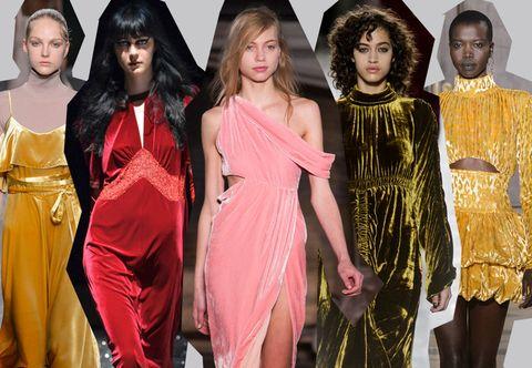 Dress, Costume accessory, Fashion, Costume, One-piece garment, Day dress, Fashion model, Costume design, Fashion design, Satin,