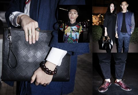 Hand, Bag, Style, Wrist, Fashion accessory, Pattern, Fashion, Luggage and bags, Street fashion, Shoulder bag,