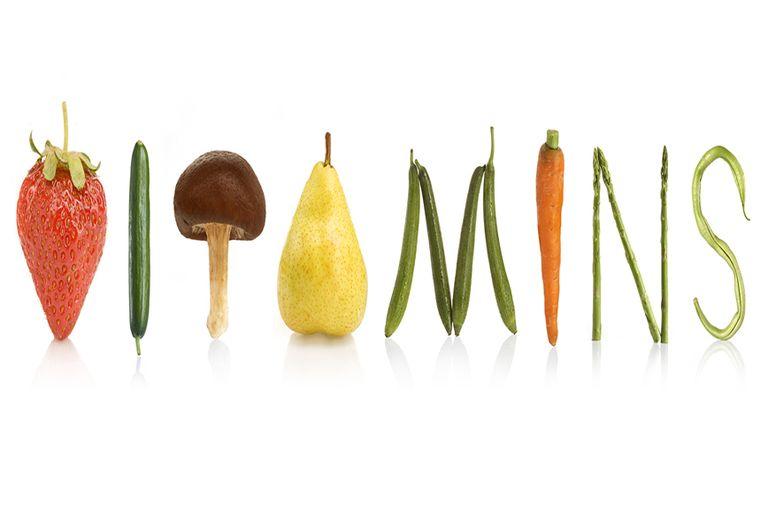 vitamine per una buona salute generale