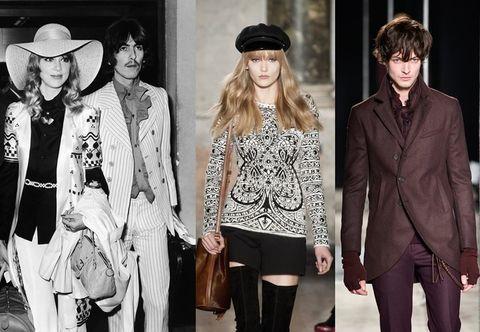 Hat, Sleeve, Trousers, Coat, Outerwear, Style, Fashion accessory, Collar, Headgear, Street fashion,