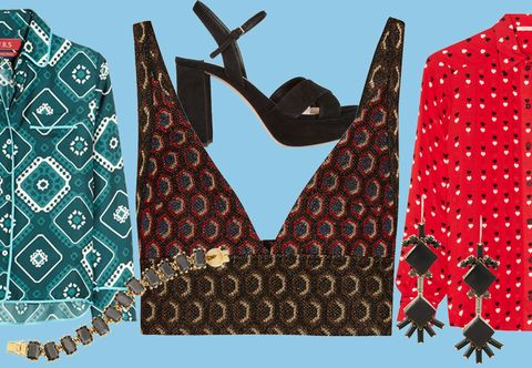 Pattern, Bag, Shoulder bag, Illustration, Undergarment, Polka dot,