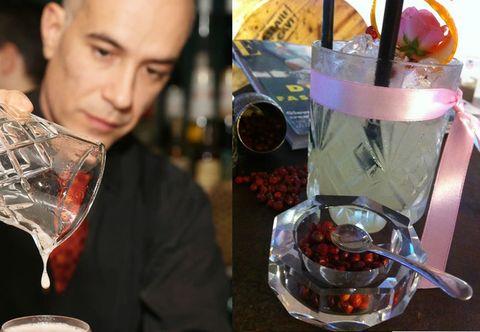 Glass, Barware, Alcohol, Alcoholic beverage, Drinkware, Drink, Distilled beverage, Martini glass, Liqueur, Crème de cassis,
