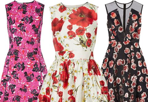 Moda estate 2016  i vestiti anni  50 a260c155e33