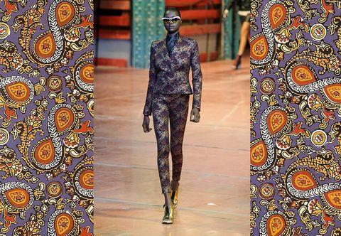 Pattern, Orange, Visual arts, Pattern, Fashion design, Motif,