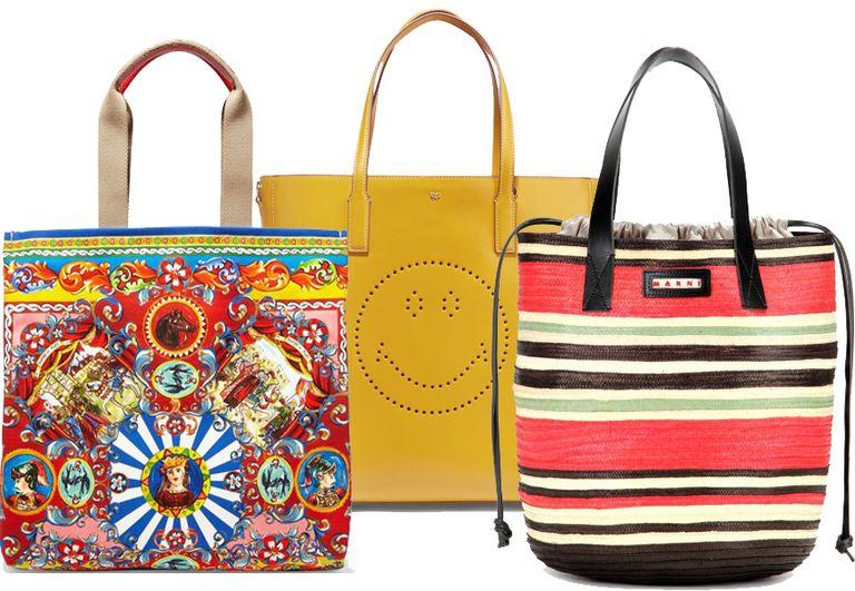 Shopper per l'estate 2016, i modelli perfetti per la