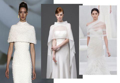 huge selection of 7996e 3a2cd I coprispalla: accessorio indispensabile per l'abito da ...