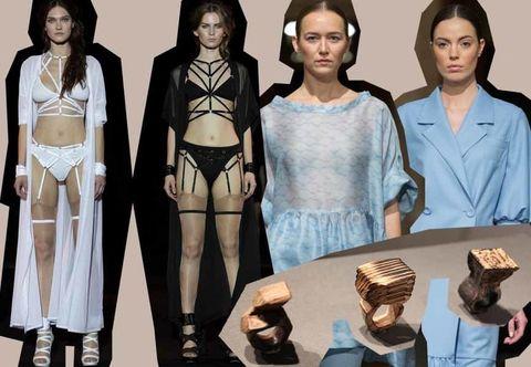 Human, Black hair, Fashion, Costume design, Fashion design, Costume, Makeover, One-piece garment, Fedora, Embellishment,