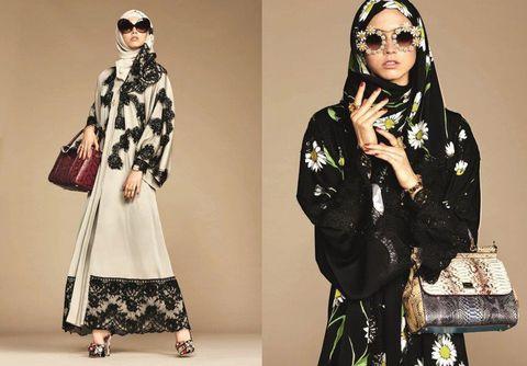 3b865c7c4b0d Le donne musulmane adorano la moda e gli stilisti lo sanno. Ecco perché  sono sempre di più i designer che creano collezioni ...