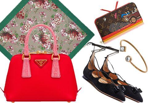 Red, Bag, Shoulder bag, Maroon, Creative arts, Craft, Leather,