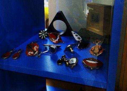 Cobalt blue, Majorelle blue, Invertebrate, Still life photography, Arthropod, Collection,