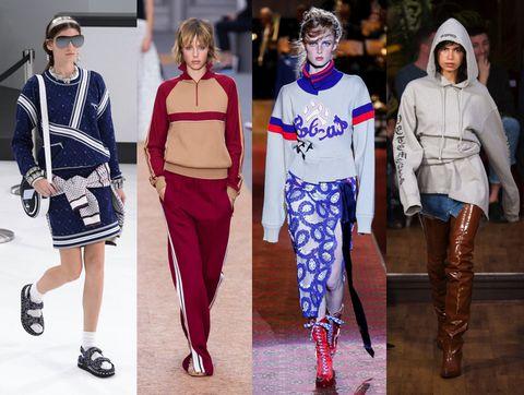 10db2c3fff04 Con il loro mood sporty e dégagé hanno convinto stilisti e designer e sono  diventate le principali protagoniste delle collezioni moda primavera-estate  2016.