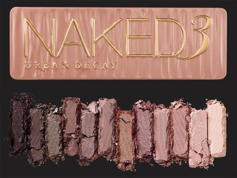 Beauty cult: arriva la Naked 3, la palette di Urban Decay