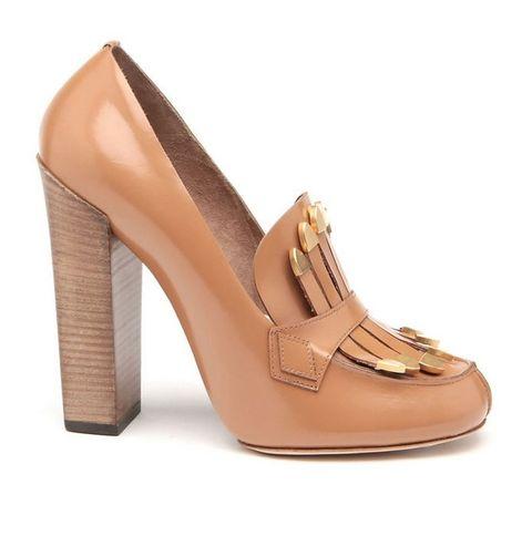 Footwear, Brown, Product, Shoe, High heels, Tan, Fashion, Beauty, Basic pump, Beige,