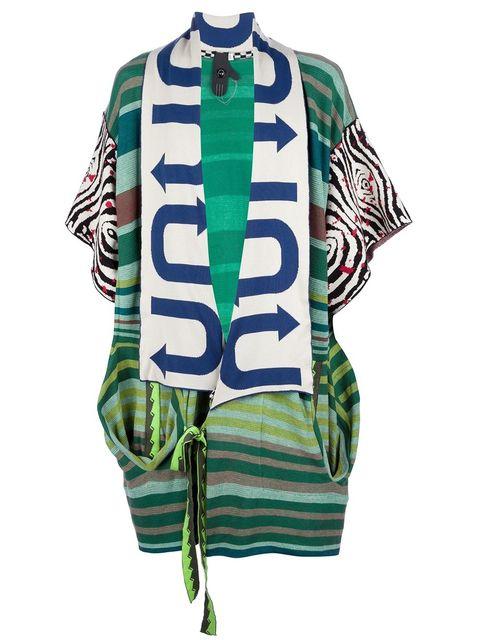Green, Jersey, Sleeve, Collar, Sportswear, Textile, Uniform, Clothes hanger, Font, Fashion,