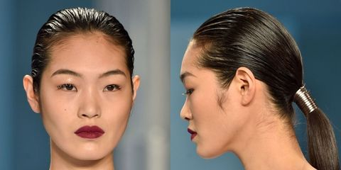 Ear, Lip, Cheek, Hairstyle, Skin, Eyelash, Chin, Forehead, Eyebrow, Style,