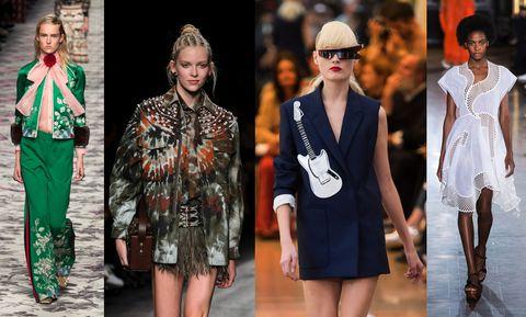 Style, Sunglasses, Street fashion, Fashion, Dress, Fashion model, Pattern, Fashion design, Fashion show, Necklace,