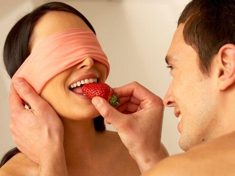 Ear, Finger, Lip, Cheek, Skin, Fruit, Natural foods, Jaw, Nail, Eyelash,