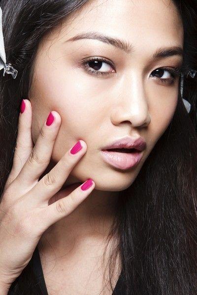 Nose, Finger, Lip, Cheek, Brown, Hairstyle, Skin, Eye, Forehead, Eyebrow,