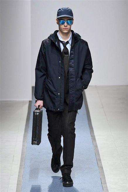 Sfilata Julien David Autunno Inverno 2015 2016 Uomo Parigi