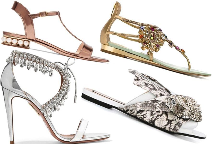 Outfit Gioiello36 Eleganti Sandalo Modelli Per UMSVqzp