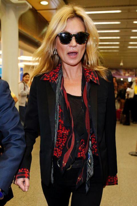 Eyewear, Glasses, Vision care, Sunglasses, Hairstyle, Outerwear, Coat, Bag, Style, Jacket,