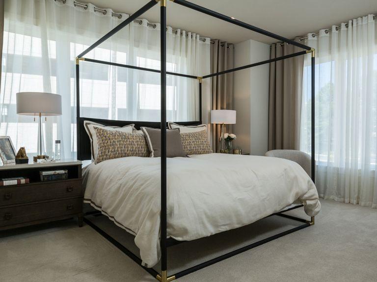 Idee e consigli per una camera da letto in stile moderno - Camera letto moderna ...