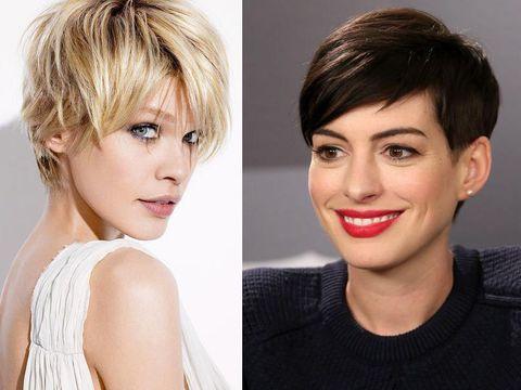 100 immagini di tagli capelli corti catturate da Pinterest 35e5167fd548
