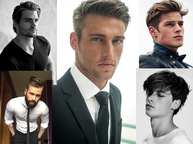 Foto di tagli di capelli corti per uomo