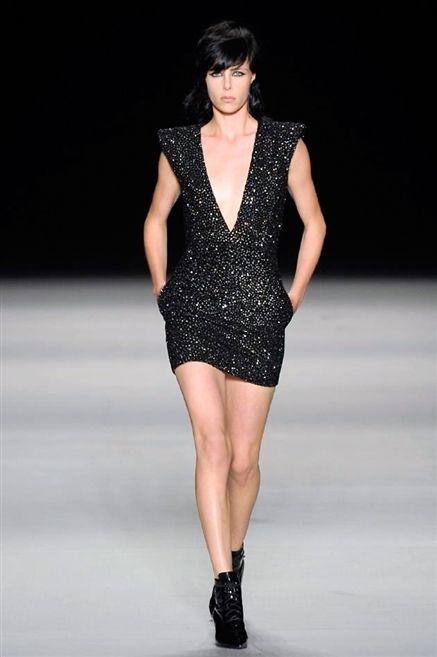 Clothing, Leg, Fashion show, Dress, Human body, Human leg, Shoulder, Joint, Fashion model, Runway,