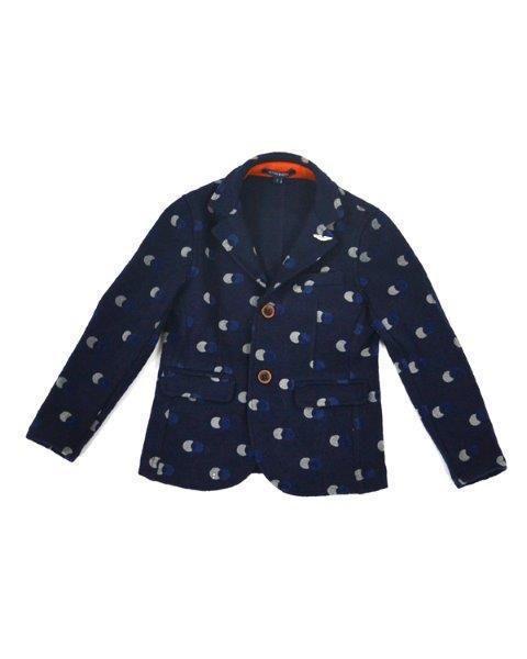 Cappotto in sofisticato bouclè lurex per bambina da 6 a 16 anni Sarabanda