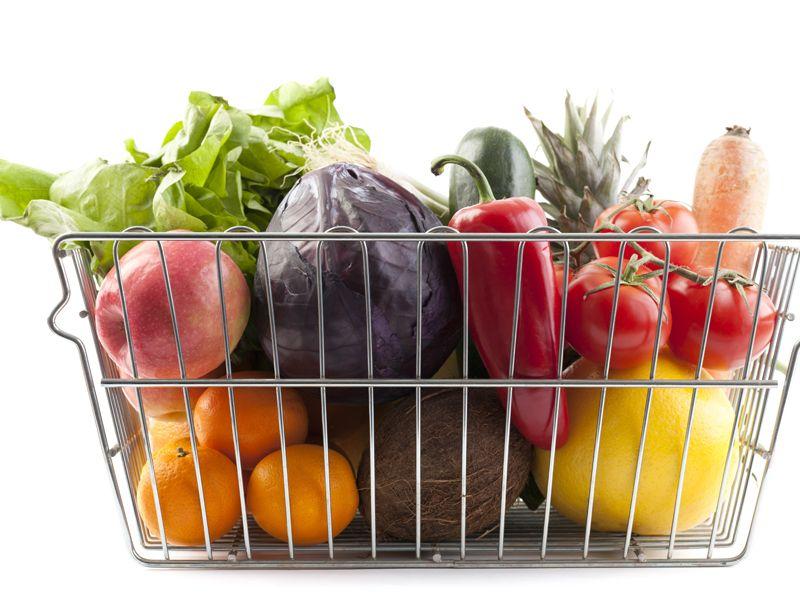 Frutta e verdura di stagione da mettere nel carrello a gennaio