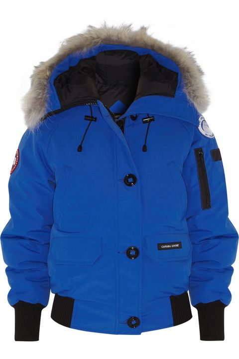 Clothing, Blue, Jacket, Sleeve, Collar, Textile, Outerwear, Coat, Electric blue, Hood,