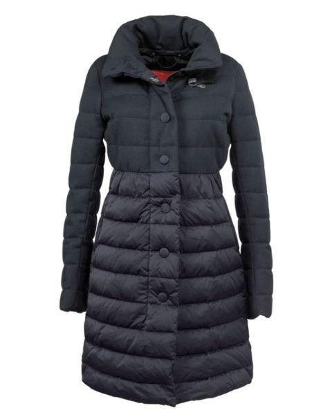 ae47e5fc86 Piumini eleganti, con pelliccia o in vernice, anti-freddo ideale per ...