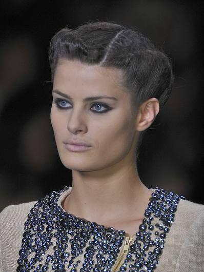 Clothing, Ear, Nose, Lip, Hairstyle, Chin, Forehead, Eyebrow, Eyelash, Style,