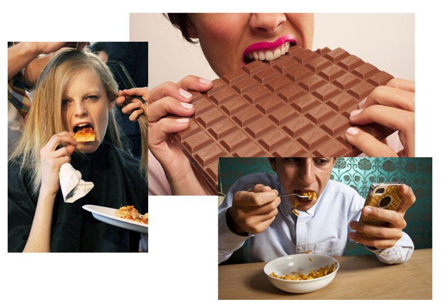 Le sei cattive abitudini alimentari più comuni e i segreti su come combatterle