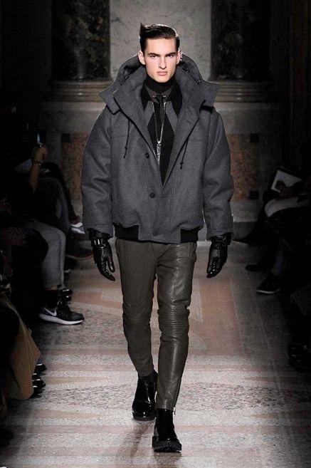 Clothing, Footwear, Leg, Brown, Textile, Outerwear, Jacket, Style, Street fashion, Fashion model,