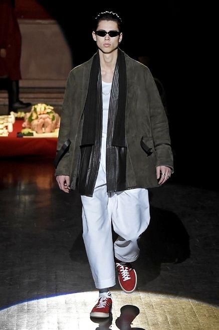 Clothing, Eyewear, Jacket, Sleeve, Trousers, Shoe, Textile, Coat, Outerwear, White,