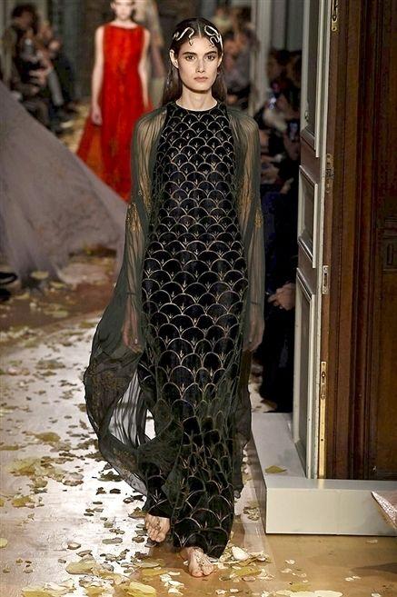Human, Textile, Fashion show, Dress, Style, Runway, Fashion, Fashion model, Costume design, Haute couture,