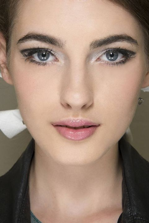Nose, Lip, Cheek, Brown, Eye, Hairstyle, Skin, Eyelash, Chin, Forehead,