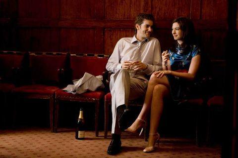 Sitting, Interaction, Conversation, Drama, Scene, heater, Acting,